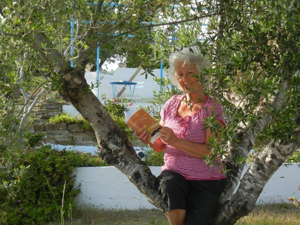 Colette Coppack, prêtresse des oliviers