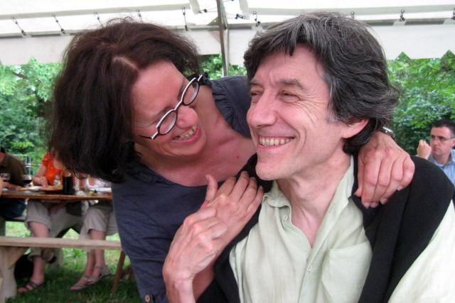 Sarrant, la Tartinerie fêtait ses 20 ans... (2010) (avec Cathy)
