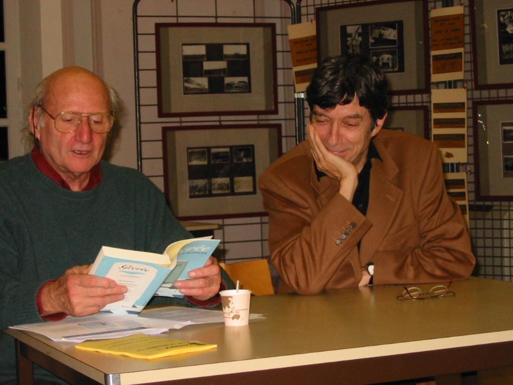 Alain Monnier à Lombez (2006)