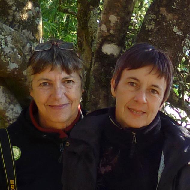 Aude et Dominique sur la route du thé en Chine