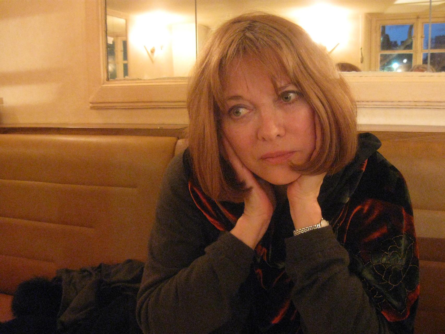 à Paris, décembre 2011