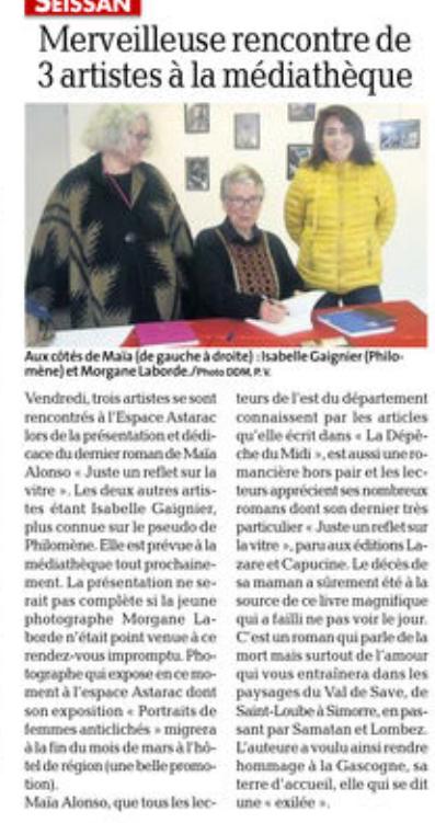 23 mars 2021 - Dépêche du Midi