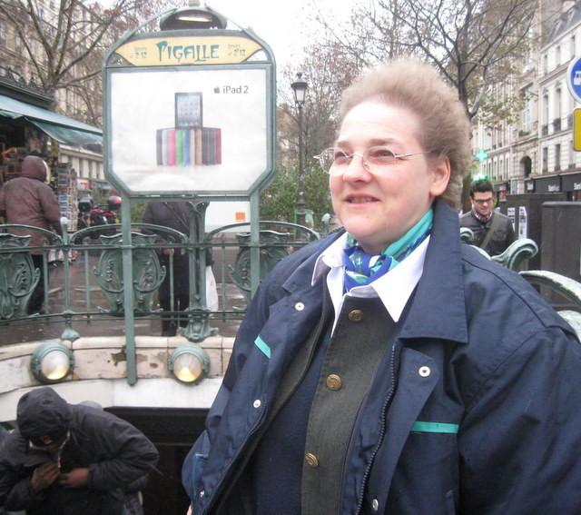 Evelyne Joly et sa double vie