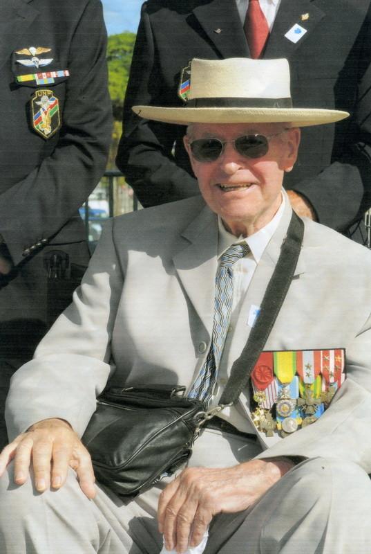 Une carrière militaire pour un homme qui a profondément aimé l'être humain