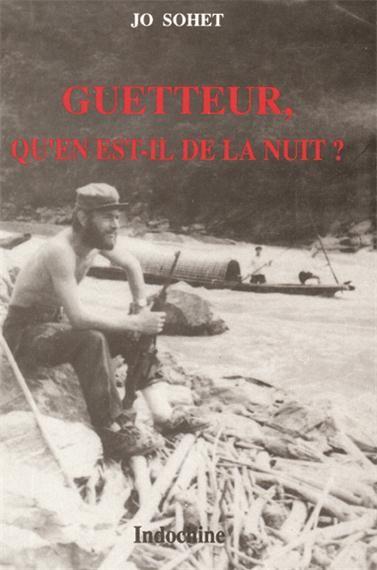 Second livre édité qui relate sa guerre d'Indochine
