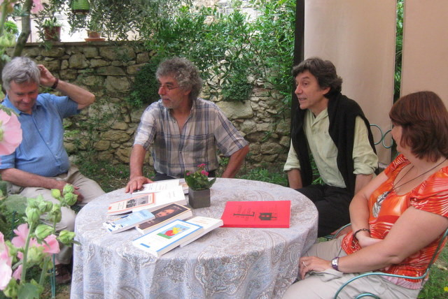 Sarrant, la Tartinerie fêtait ses 20 ans... (2010)