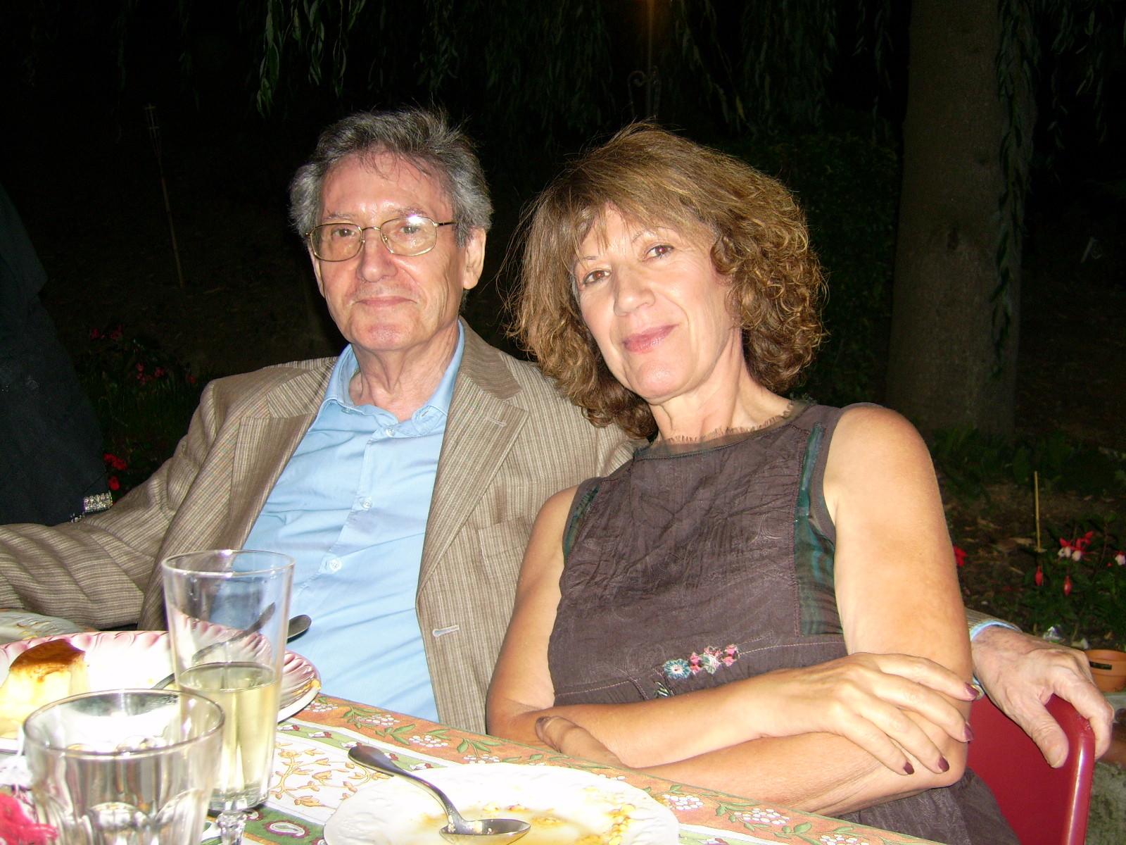 Avec Lionel Rey, Lombez 2007