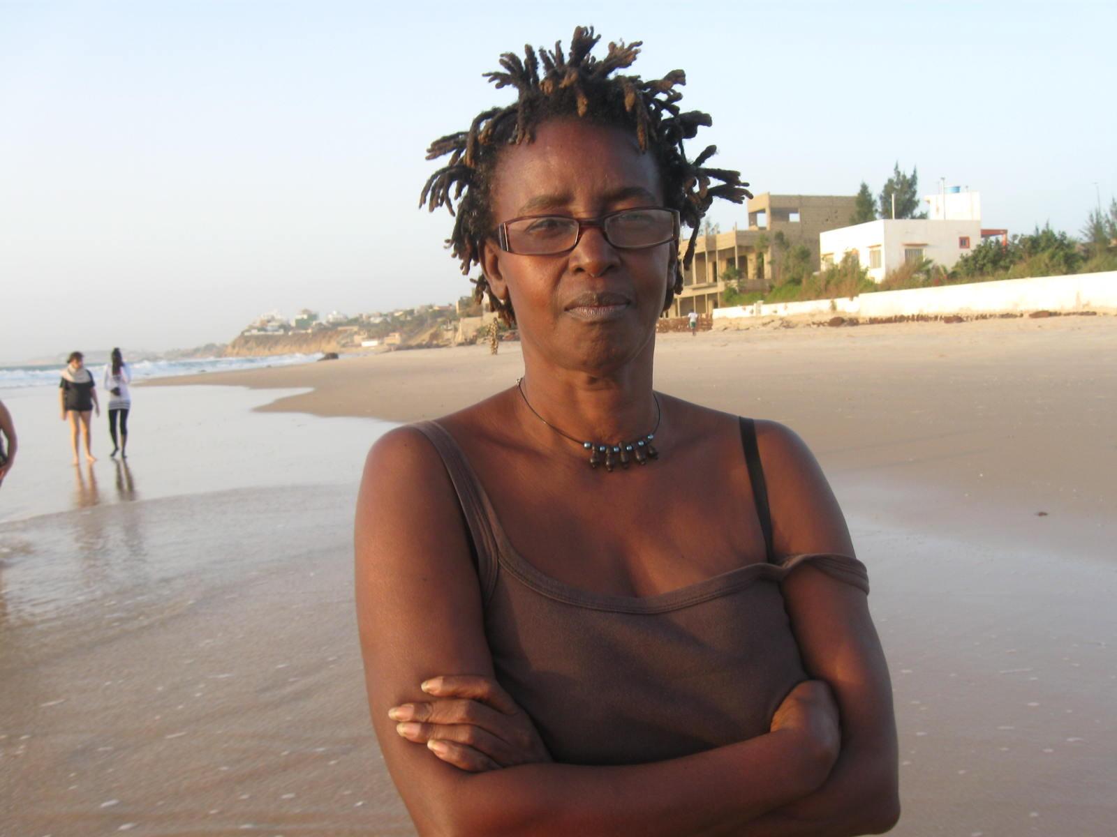 Fatime, palge de Toubab Dialaw, dec. 2012