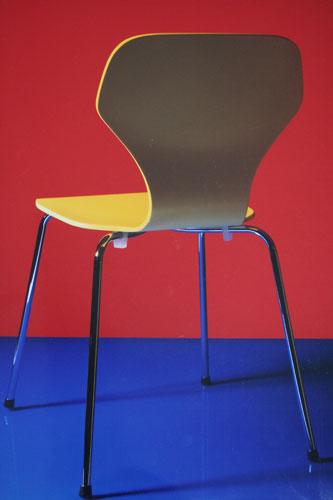 Werbung Stuhl