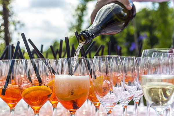 Hochzeitsapero, Hochzeitsessen, Dorfmetzg Buchs, Catering, Partyservice Region Aarau und Aargau