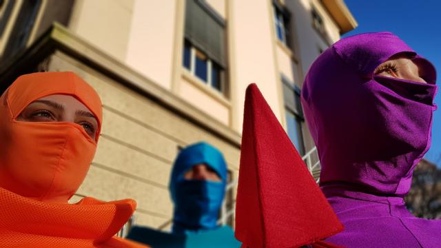 Ninjas?