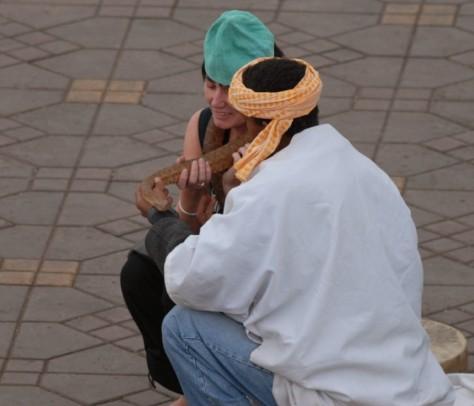 Et la vipère de Mauritanie ne serait pas neutralisée? Vraiment? Photo Michel Aymerich