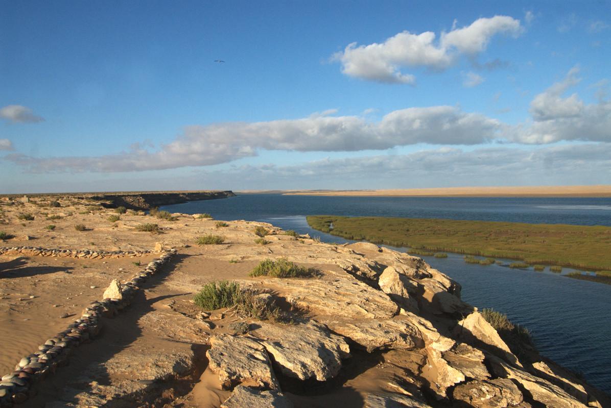 Lagune de Khnifiss ©Michel AYMERICH