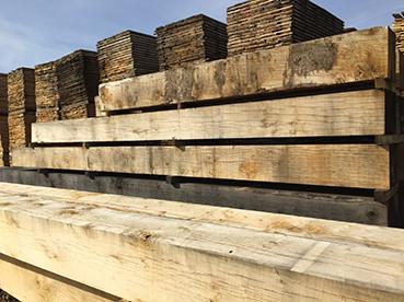 Eichenkantholz