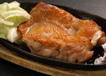 ⑧高松風鶏のスタミナ焼き