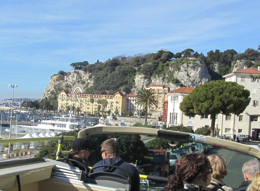 Stadtrundfahrt Nizza