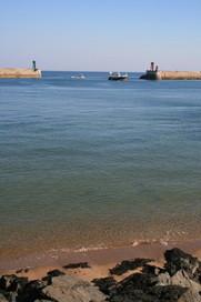 Hafen Port en Bessin