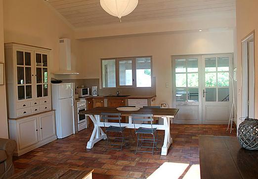 Küche Appartement Argence