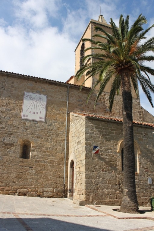 Kirche in Grimaud