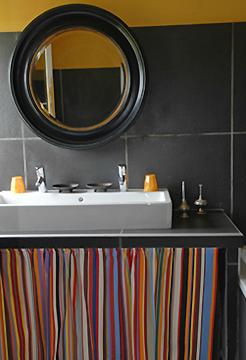 Badezimmer Chambre Jaune