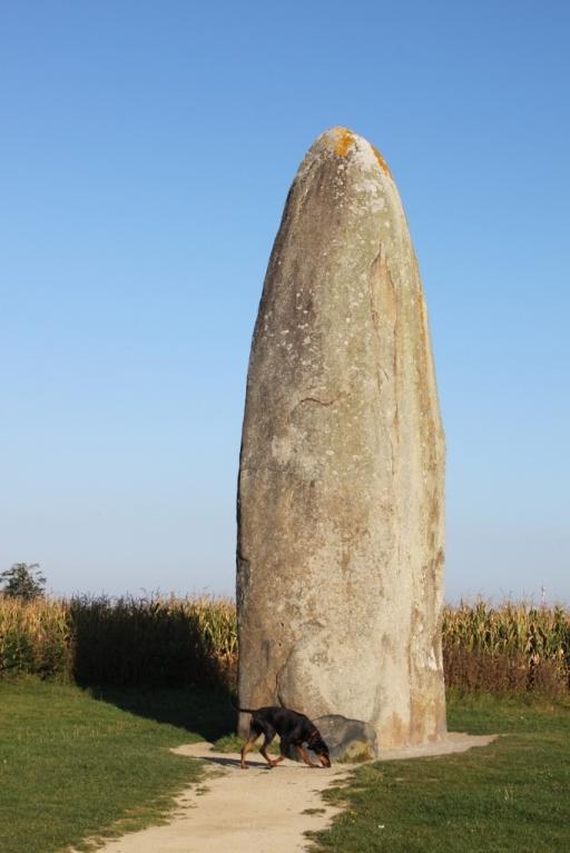 bretonischer Dolmen