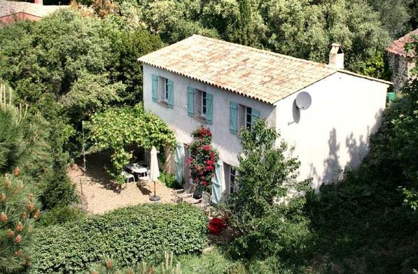 Ferienhaus mit Pool Côte d'Azur