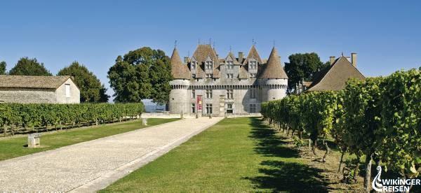 Château de Monbazillac im Périgord © Château de Monbazillac