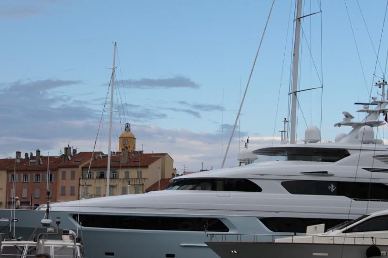 Jachthafen von Saint Tropez
