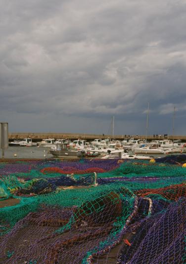 Hafen von Port-en-Bessin