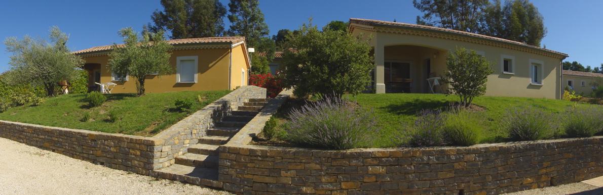 Villa Merlot & Villa Grenache