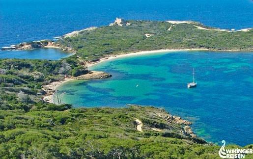 Insel Porquerolles © Wikinger