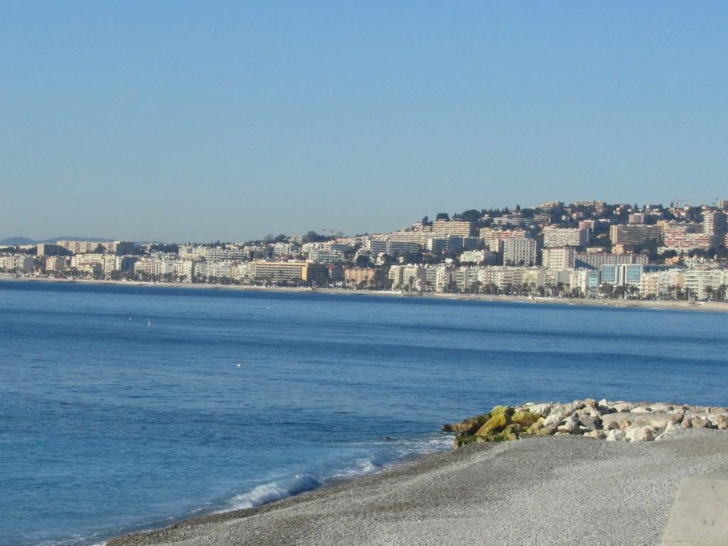 Bucht von Nizza