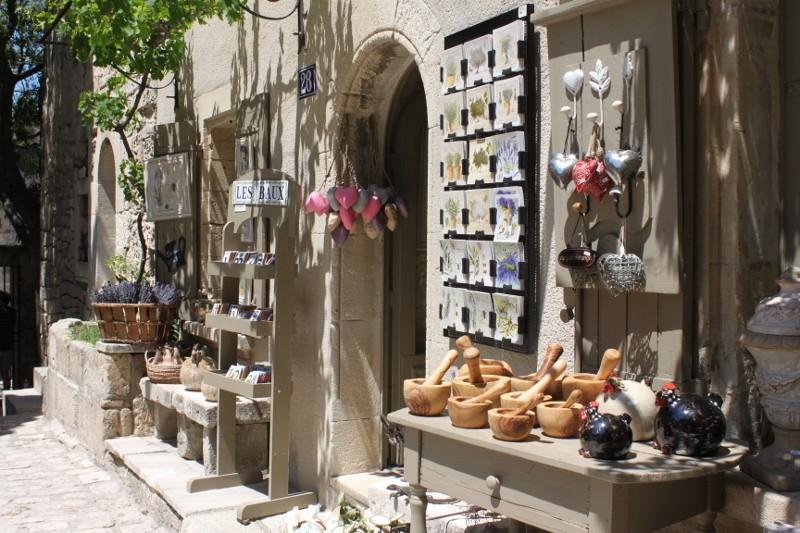 Geschäft in der Provence