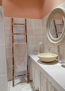 Badezimmer Chambre Verte