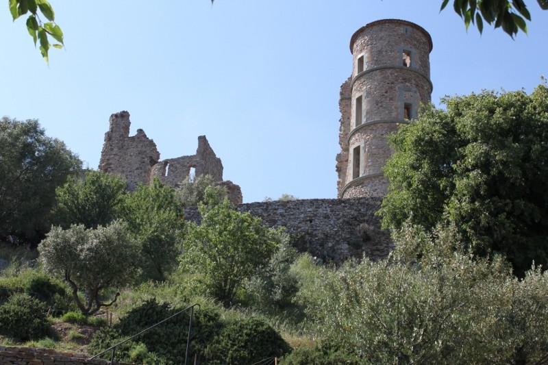 Burgruine Grimaud