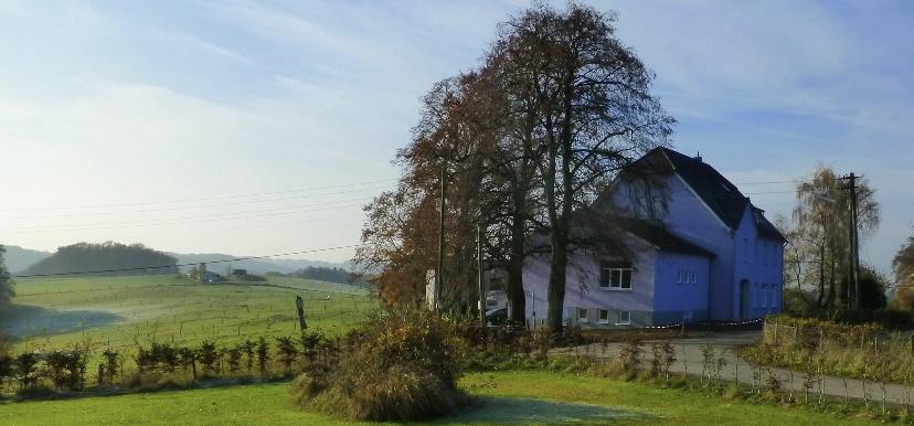 Das Seminarhaus im Bergischen Land