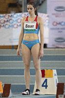 Anais bauer gett 5. an der 60m Final (7''71) vum CMCM Meeting