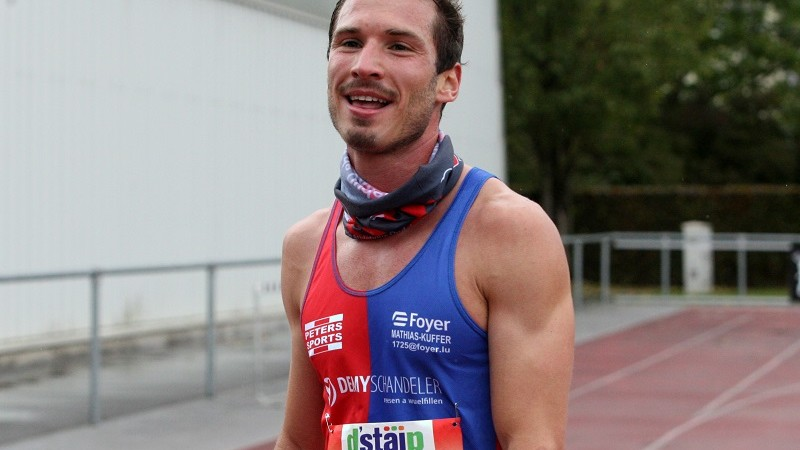 De Charel Grethen gett bei de Virleef vun der EM op de 1500m zu Torun 14. an verpasst d'Finall domat ganz knapp