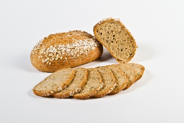 Fitness Bread (Multigrain) - Delicious and perhaps the healthiest loaf on the market. Contains sunflower seeds, linseed, sesame seeds, barley, malt, oats, soy grits, maize, wheat flour, whole rye flour, rue sourdough, yeast, filtered water, sea salt.
