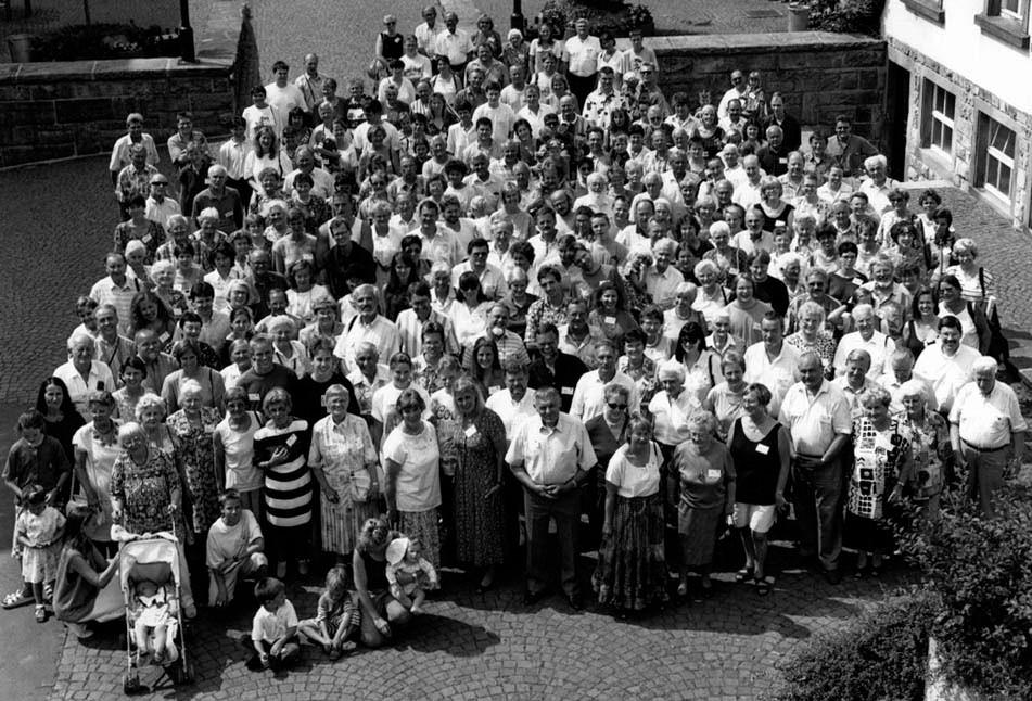 Wiehlertag 1995 in Weiherhof
