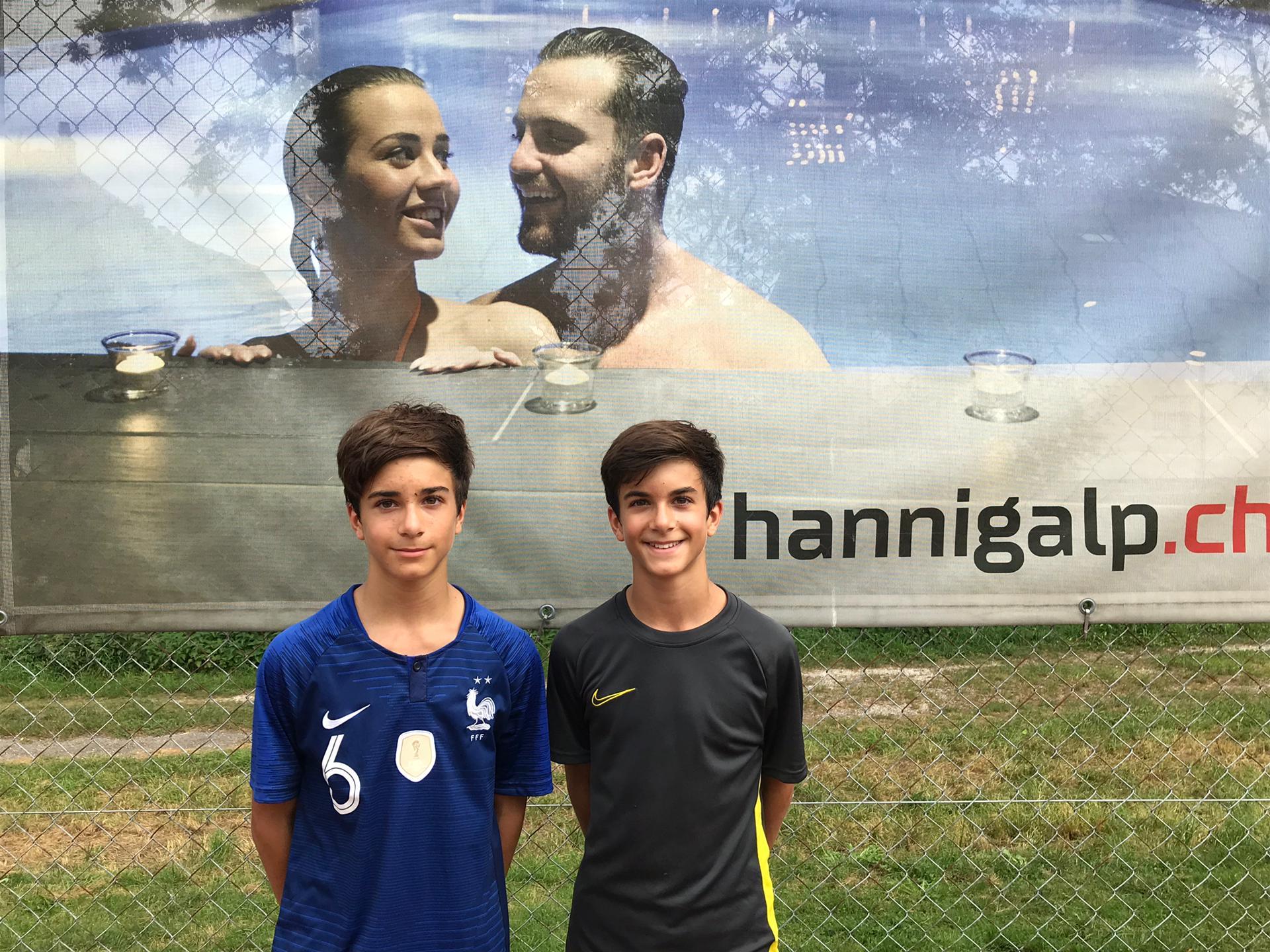 2019 Junioren Einzel Sieger: Lenny Balmer-Reichert / Finalist: Samuel Balmer-Reichert