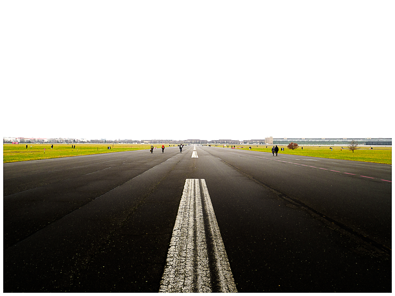 Tempelhof Central Airport II