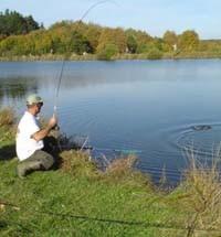 Pêche Gïtes Michon Haute-Loire