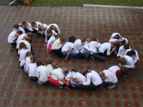 Голуб Миру школи Запитова