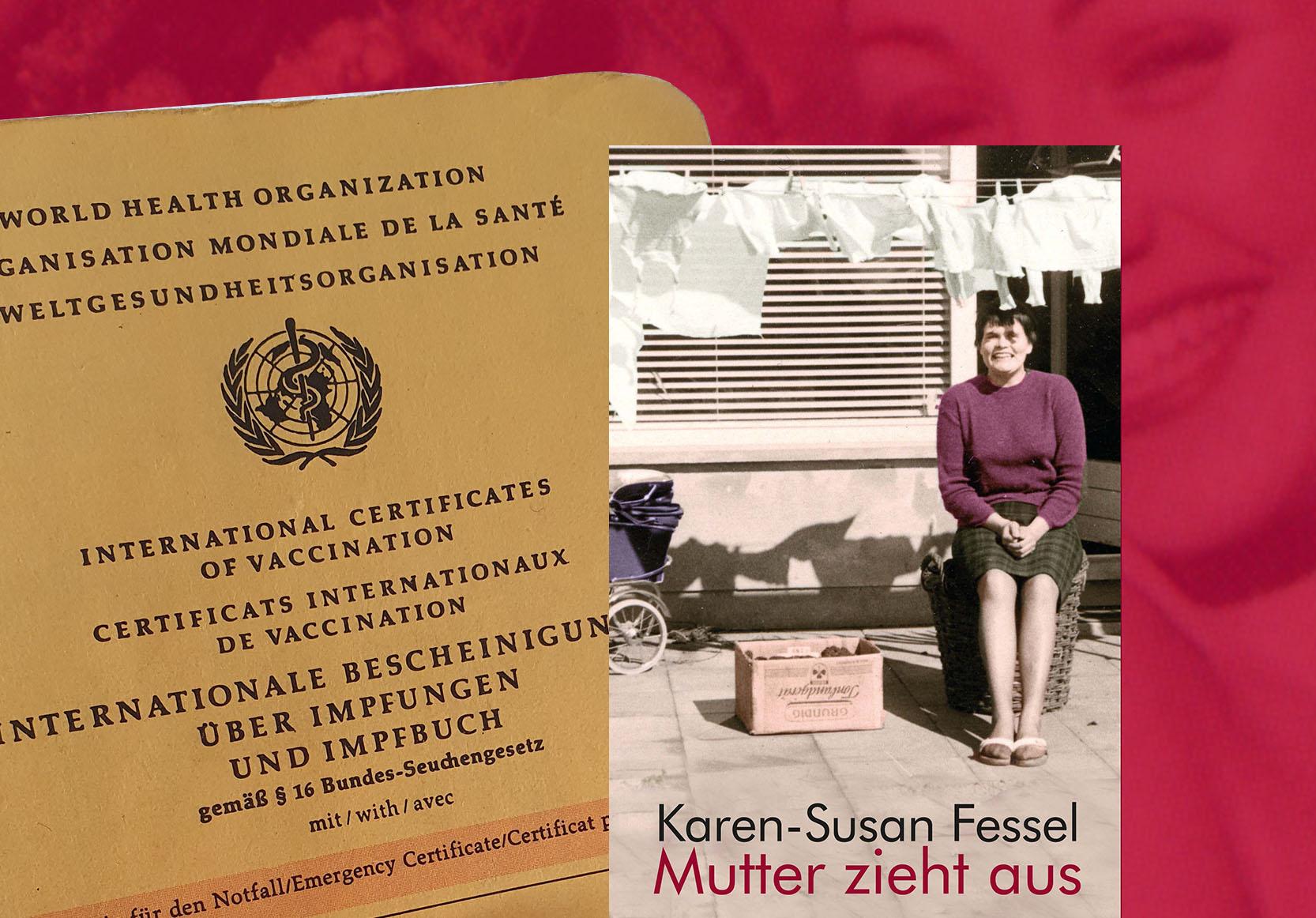 Die Parade der Betagten, von Karen-Susan Fessel