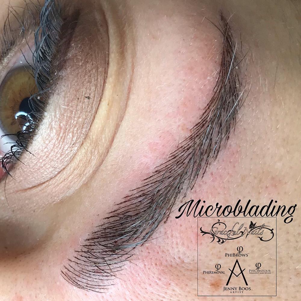 Microblading - Augenbrauen