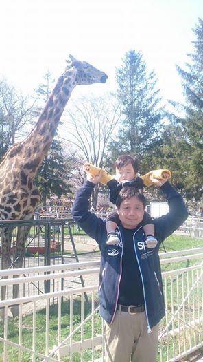 孫と円山動物園へ行って来た!