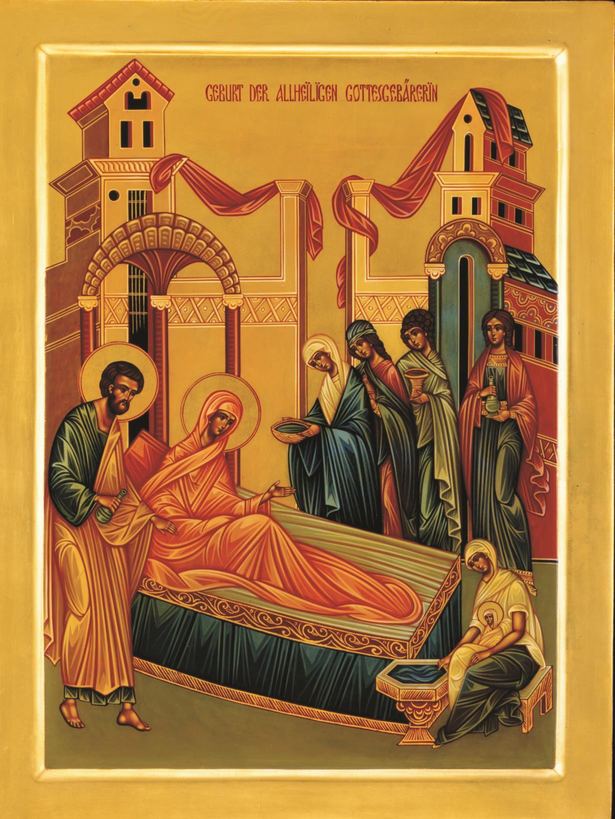 Geburt der Gottesgebärerin