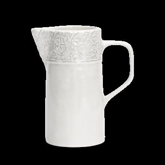 Lace Karaffe Weiß