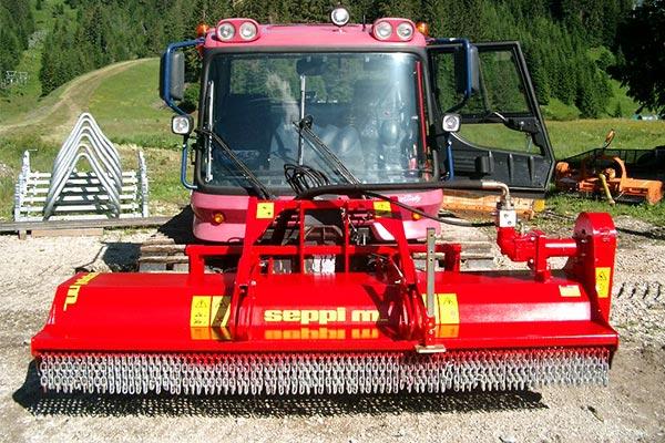 SEPPI M. WBS miz Hydraulikmotor F12-80cm3